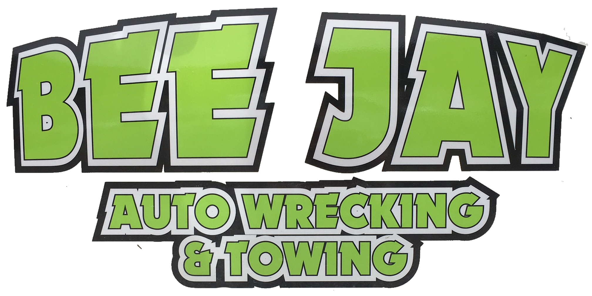 Bee Jay Auto Wrecking & Towing Ltd.